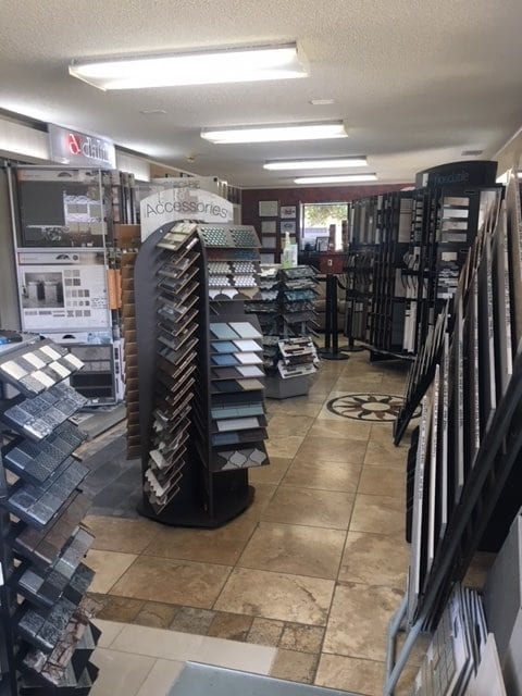 carbonneau tile showroom